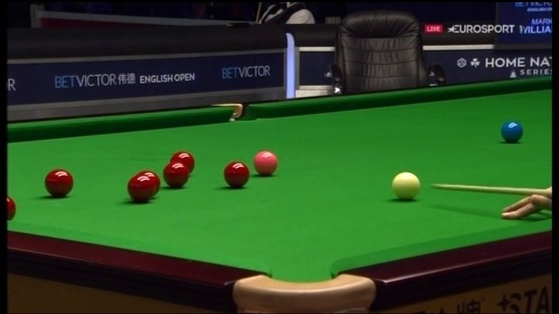 Snooker.English Open 2018. Mark Williams - Alexandr Ursenbacher. (17.10.2018)