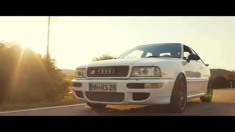 Зверь старой школы. Audi S2 GTX35 5-cylinder Turbo 750Л.С.