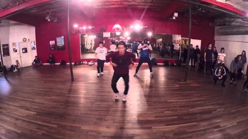Karen Harding Say Something Dance Class Video Bobby Dacones Matt Aylward Joesar Alva Choreography