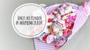 Букет из киндеров и маршмеллоу DIY Что подарить девочке на день рождения