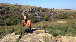 Poloe Derevo - bass ocarina G# (location: