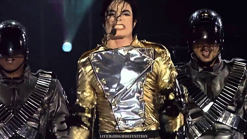 Michael Jackson They Don't Care About Us Live Munich 1997 Widescreen HD