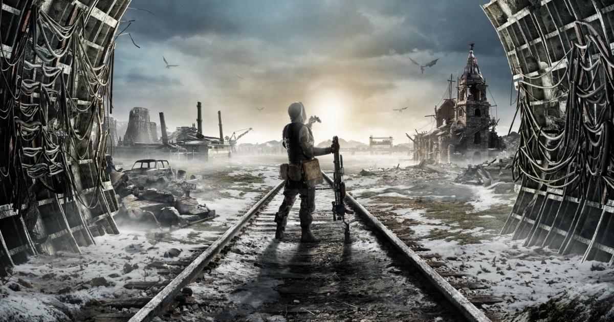 Metro Exodus уберут из Steam! ⚠  Игра станет эксклюзивом Ep
