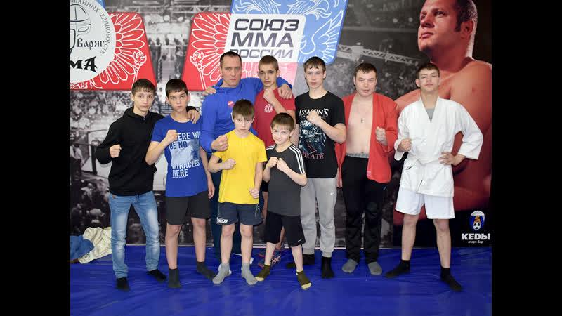 День борьбы православных клубов в Варяге 2