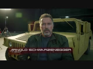 Behind the scenes in hungary_ terminator
