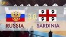 Russia vs Italy Sardinia U16