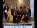 Мероприятия Фотоколл фильма «Убийство в Восточном экспрессе» 2017