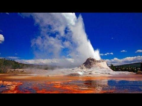 Les craintes d'éruption du supervolcan de Yellowstone augmentent, les geysers SONT plus actifs.
