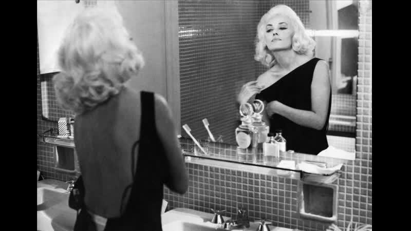 Залив ангелов La baie des anges (1963) Жак Деми Франция, Монако Жанна Моро