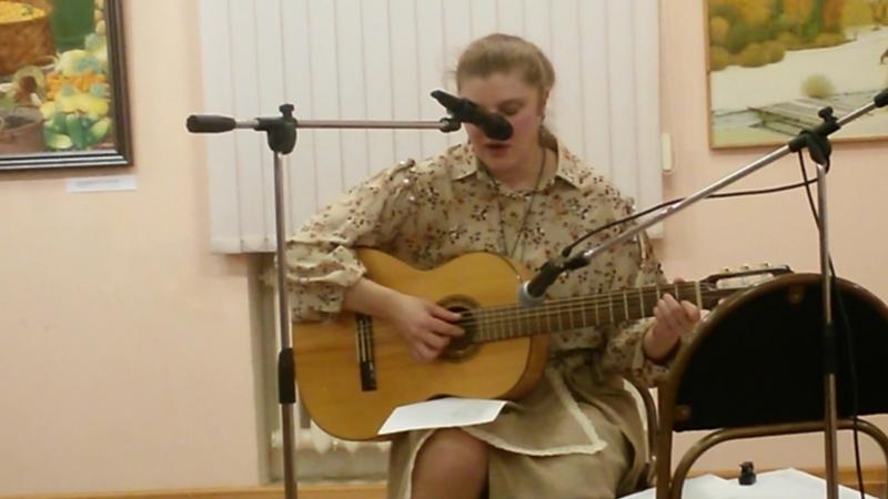 10. поэтический дуэт Мария Запольских и Наталья Самойленко, дом-музей В.Н. Корбакова