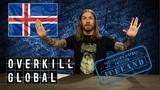 Icelandic Black Metal Overkill Global Metal Reviews