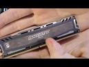 Full process of Overclocking 3000 CL15 Crucial Ballistix Sport DDR4 to 3400 CL13 Intel Z390
