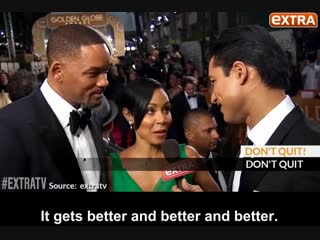 LOVE Gets Created By Making It TOGETHER! - Jada & Will Smith