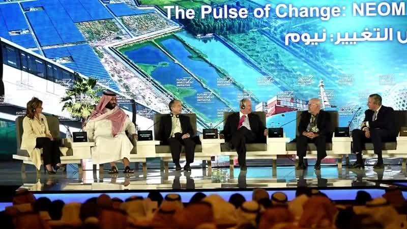 NEOM, Astana et autres villes maudites du Nouvel Ordre Mondial.
