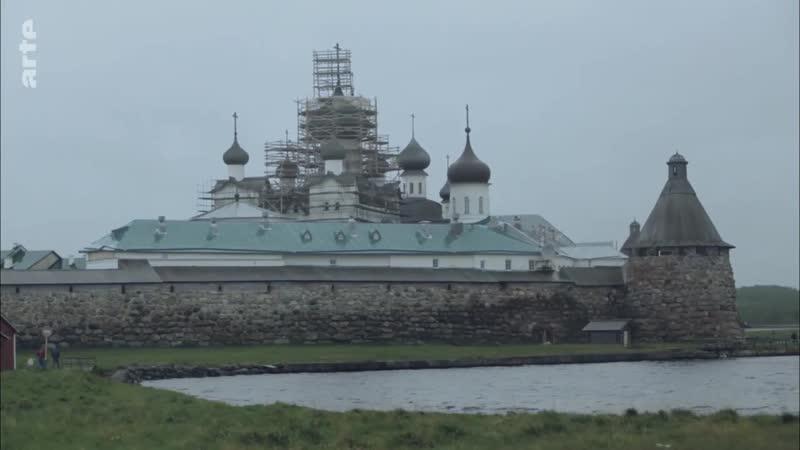 Le Grand Nord en trente jours - La mer Blanche, les îles Solovki