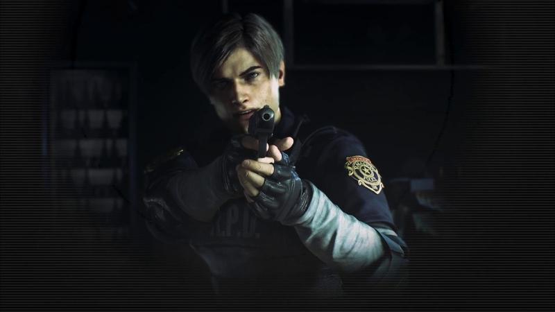 Official Resident Evil 2 Merchandise Range - Reveal Trailer