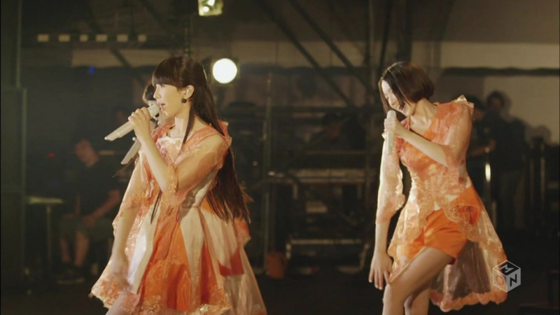 Perfume - Pick Me Up SEVENTH HEAVEN Party Maker (METROCK 2015 LIVE SPECIAL WINDMILL FIELD day1 2015.07.19)