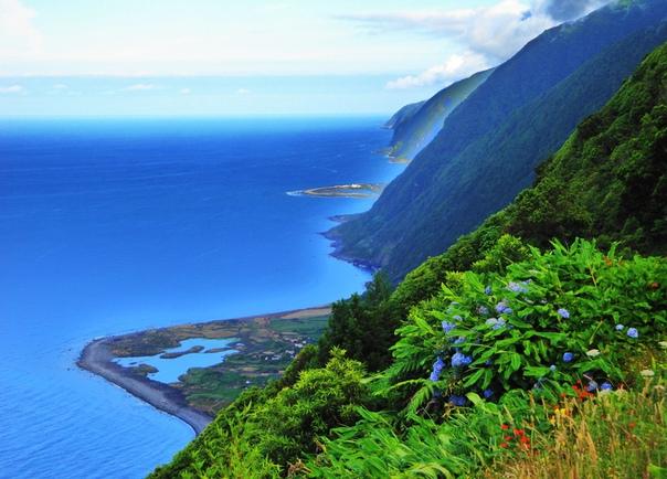 Остров Сан-Жоржи, Азорские Острова