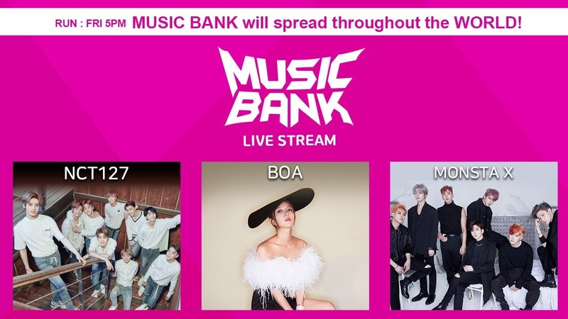 BoA, MONSTA X, Stray Kids, NCT127, WJSN, APRIL, fromis_9, etc. [MusicBank Live 2018.10.26]