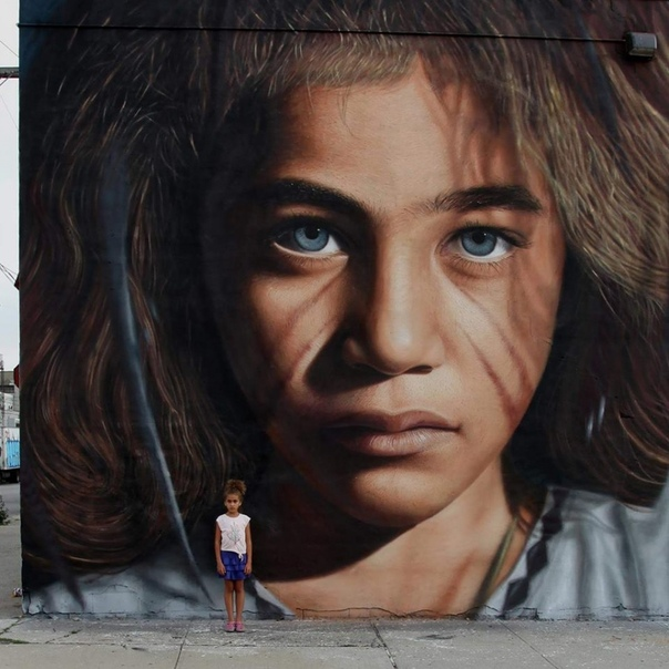 Вандализм или искусство Решайте сами. Улицы всей Америки просто наполнены различными граффити. Выглядит, на мой взгляд, просто потрясно. И что важно, очень хорошо насыщает культуру страны, а так