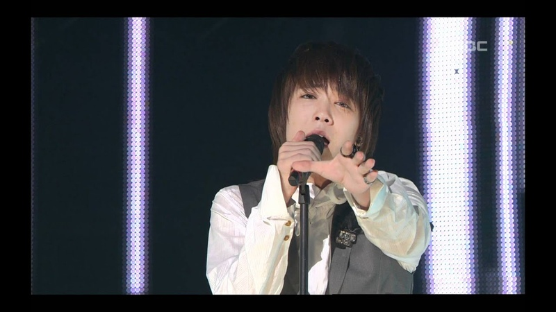 FTISLAND - Thunder, 에프티아일랜드 - 천둥, Music Core 20070825