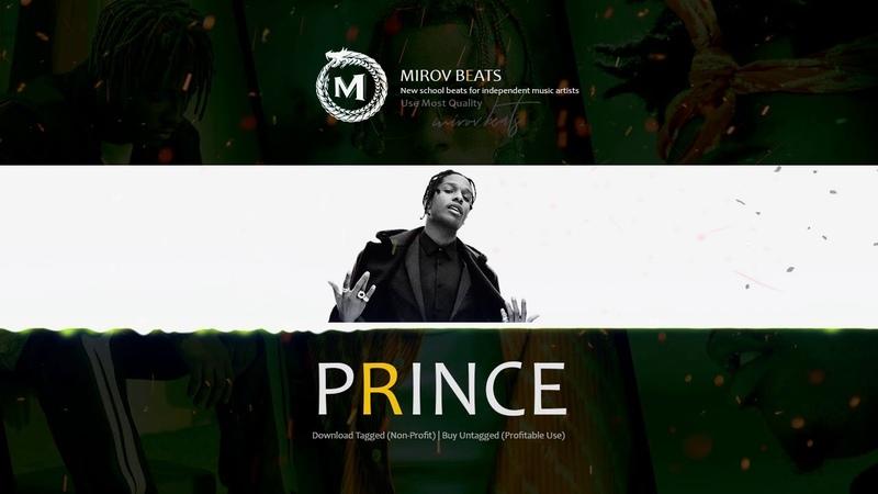 (FREE) Prince - ASAP Rocky x Cardi B x Wiz Khalifa Type Beat 2019 | Trap beat | MIROV BEATS