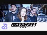 CHVRCHES at Corona Capital festival in Mexico city - 18.11.2018