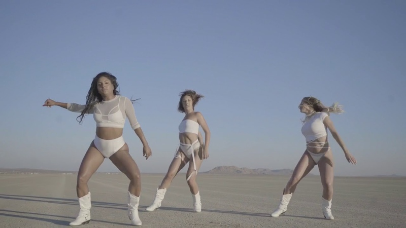 Inolvidable J Balvin and French Montana. Directed and Choreographed By: Cat Rendic
