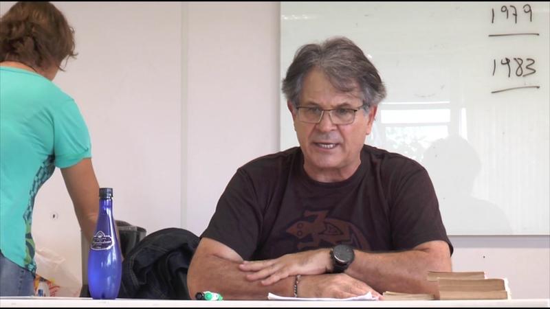 Curso - Estudos Latino-Americanos - Aula 4 - A revolução sandinista