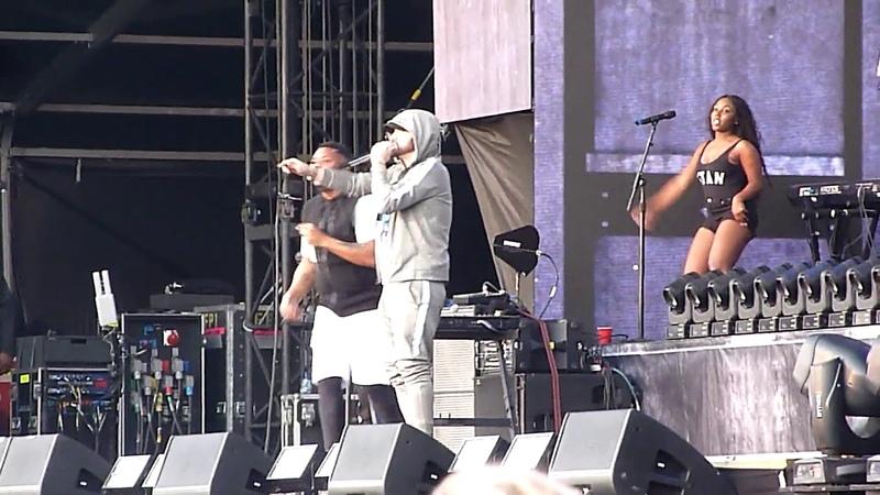 Eminem / Rap God live / 12.07.2018 Nijmegen