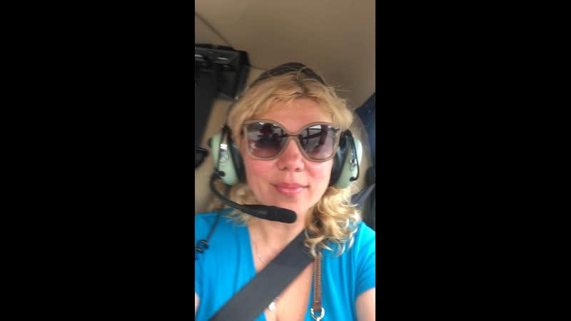 Доминикана, полет на вертолете над джунглями и Атлантикой