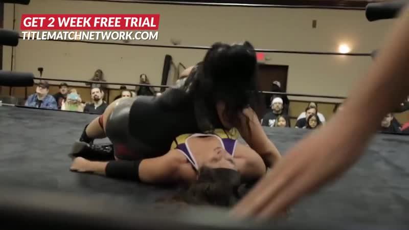 Jordynne Grace vs Rachael Ellering Battle Club Pro