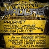 DJ Wimble -Лайв с вечеринки Vault 13 ( 30.05.2015 ).