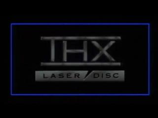 THX Laserdisc logo Low Toned