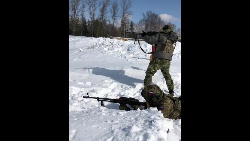 Гуру по стрельбе из ПКМ