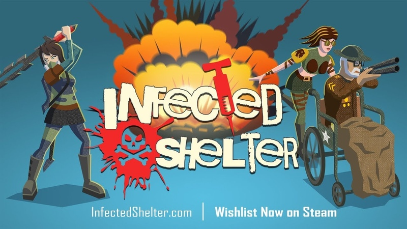 Infected Shelter - EGX Trailer