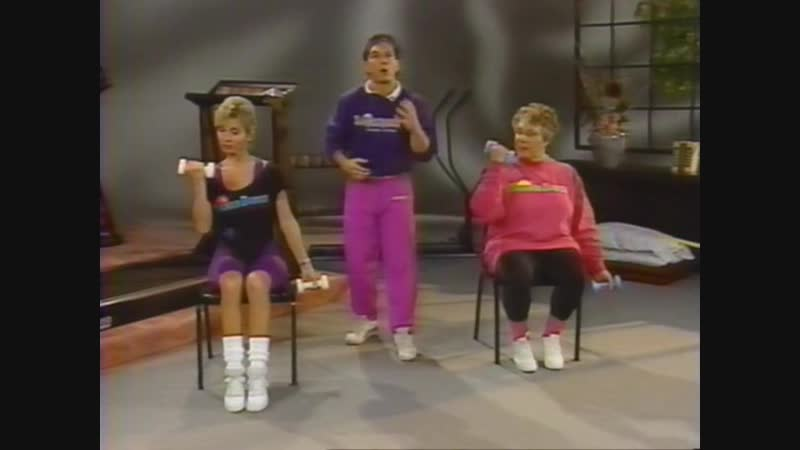Coach Hammers Bone Building Workout аэробика, шейпинг, фитнес