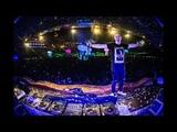 Hardwell giving tribute to avicii at Tomorrowland