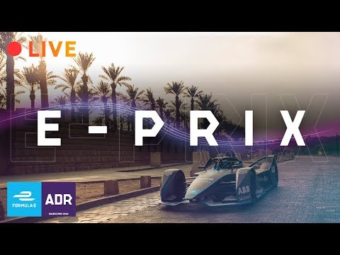 FULL RACE! - Watch The 2018 SAUDIA Ad Diriyah E-Prix | ABB FIA Formula E Championship