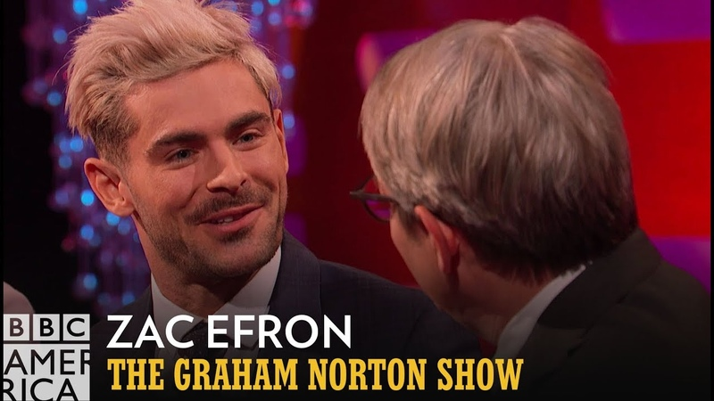 Zac Efron's Top Notch Movie Recommendations | The Graham Norton Show | BBC America