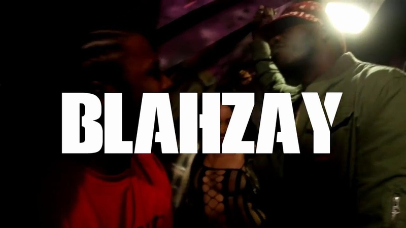 BLAHZAY BLAHZAY - OMG Feat. Ol Dirty Bastard (Official Video)