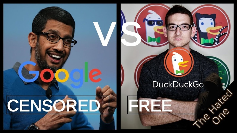 Google vs DuckDuckGo Search engine manipulation censorship and why you should switch