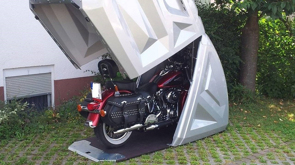 Мотогараж BikeBOX24