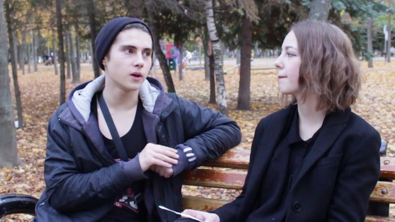 Интервью для ККК о творческой профессии Театрал.