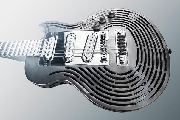 Несокрушимая: гитара, которую невозможно разбить