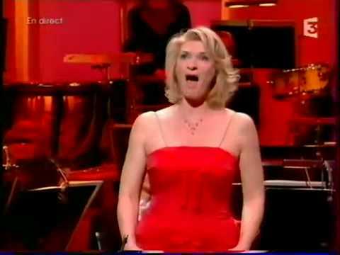 Annick MASSIS ~ 2009 Février Sempre Libera Traviata Metz