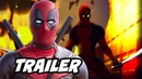 Deadpool Animated Series Trailer Footage and Rick and Morty Easter Eggs Explained
