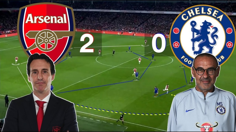 Blues need a striker! | Arsenal-Chelsea Tactical Highlights