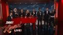 Jimmy, Bono, Kristen Bell, Channing Tatum, Mila Kunis, Brad Paisley, Zoe Saldana and Chris Rock - We're Going to Hell