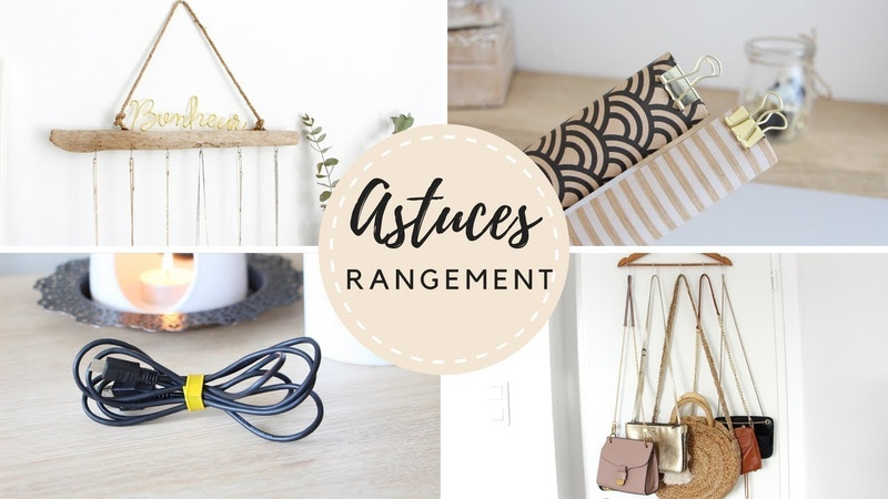 8 Astuces rangement - 2ème édition